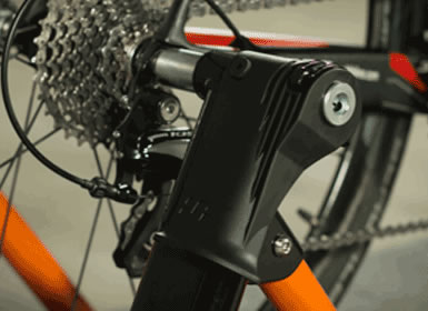 JetBlack M5 cycling trainer - JetBlack Cycling