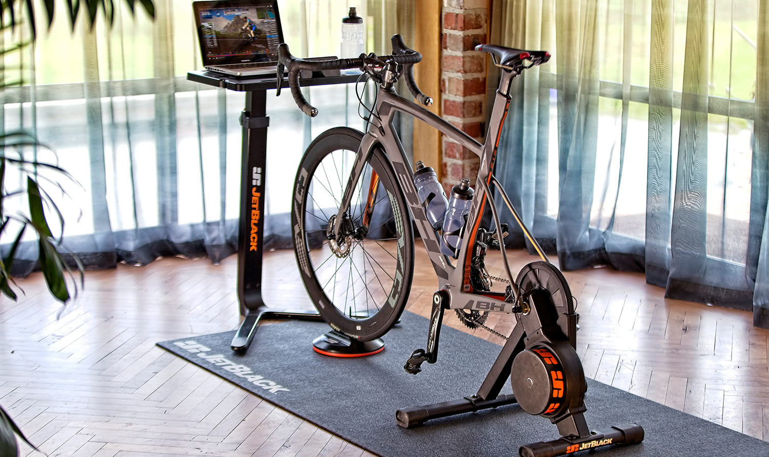 JetBlack Cycling Products - Bike Trainer Bundles All in One