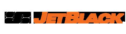JetBlack Cycling logo - Black