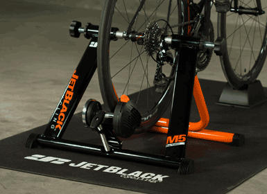 JetBlack Cycling Products - Indoor Trainers M5