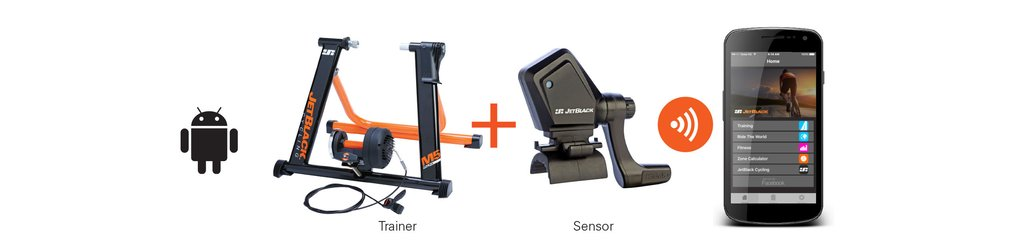 M5 Pro bike trainer compatibility information - Android - JetBlack Cycling