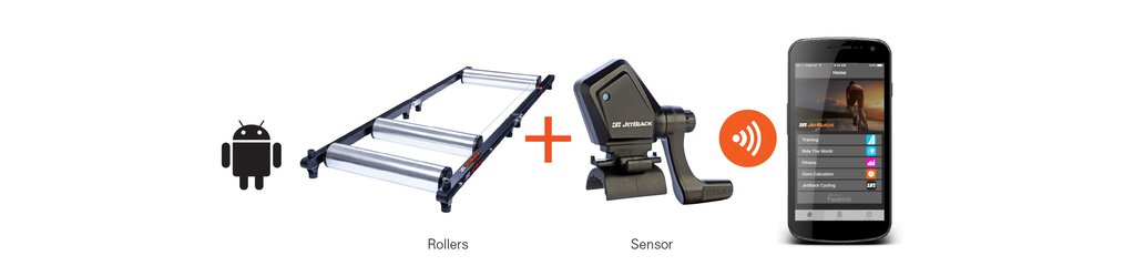 R1 Bike Roller compatibility information - Android App - JetBlack Cycling