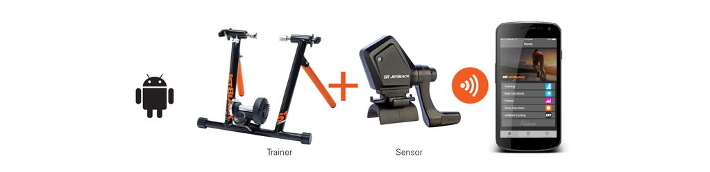 S1 bike trainer compatibility information - Android - JetBlack Cycling