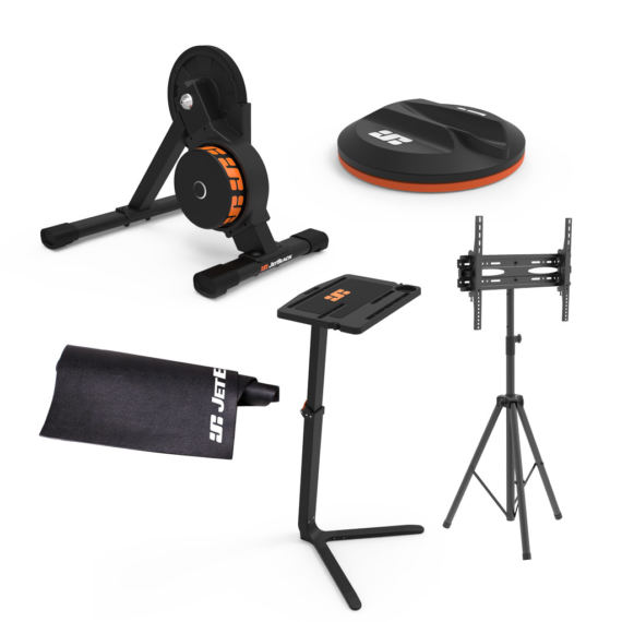 JetBlack Volt Studio 1 - Trainer Bundle