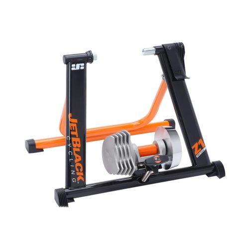 Z1 Pro Fluid Trainer Jetblack Cycling