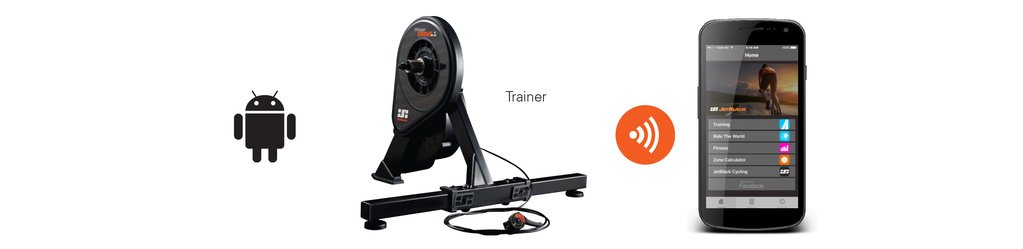 WhisperDrive Smart bike trainer compatibility information - Android App - JetBlack Cycling