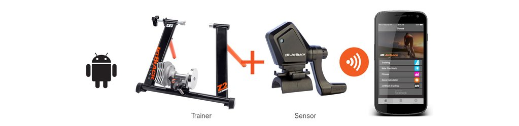 Z2 Fluid bike trainer compatibility information - JetBlack Cycling