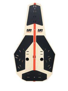 JetBlack Rocker Plate