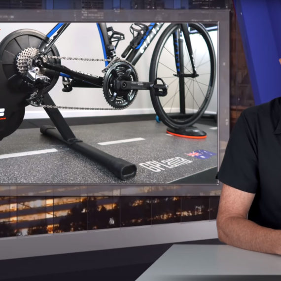JetBlack VOLT Smart Trainer put to the test in the Lama Lab